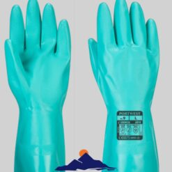A 810 Portwest chemical gloves