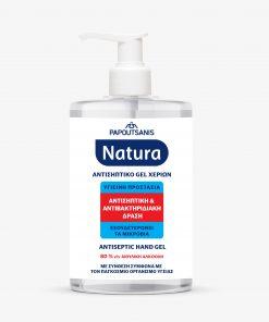 Natura αντισηπτικό gel χεριών