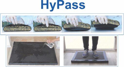HyPass mat
