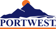 PORTWEST footer logo