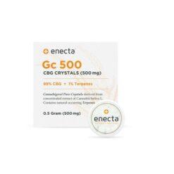Gc 500 - cbg crystals - 99% cbg (500mg)