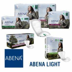 ABENA LIGHT ελαφριά έως μέτρια ακράτεια