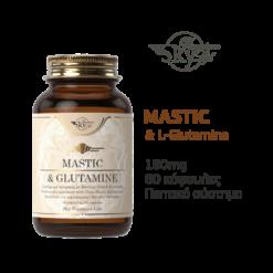 SPL MASTIC & L-GLUTAMINE