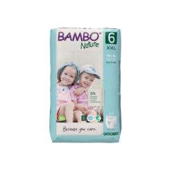 Bambo Nature Πάνα Βρακάκι Eco-Friendly Pants size 6, 18+ Kg