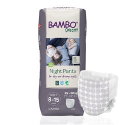 Bambo Nature Dreamy Girl Πάνα Βρακάκι 8-15 years, 35-50 kg