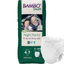Bambo Nature Dreamy Boy Πάνα Βρακάκι 8-15 years, 35-50 kg