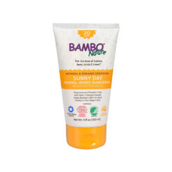 Bambo Nature Αντιηλιακή Κρέμα Sunny Day Mineral-based SPF 30