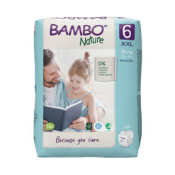 Bambo Nature Πάνες Eco-Friendly size 6, 16+ Kg