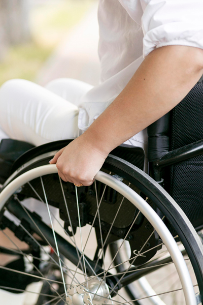 side-view-woman-wheelchair