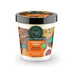 Organic Shop Body Desserts Moroccan Orange