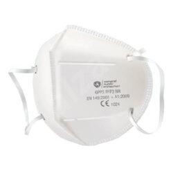 Μάσκα Υψηλής Προστασίας FFP3, KN99 χωρίς βαλβίδα