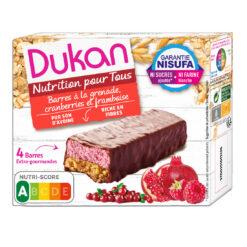 Dukan Γκοφρέτες βρώμης με σοκολάτα & μούρα 120g