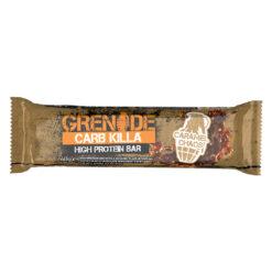 Grenade Carb Killa Μπάρες Υψηλής Πρωτεΐνης Caramel Chaos 60g