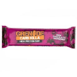 Grenade Carb Killa Μπάρες Υψηλής Πρωτεΐνης Dark Chocolate Raspberry 60g