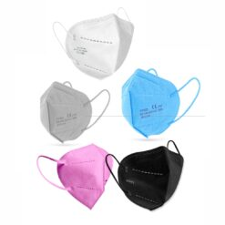 ffp2 colored masks